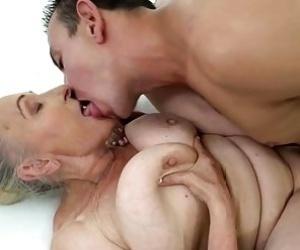 Granny In Bath Videos